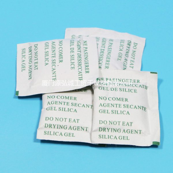 5g Composite paper desiccant