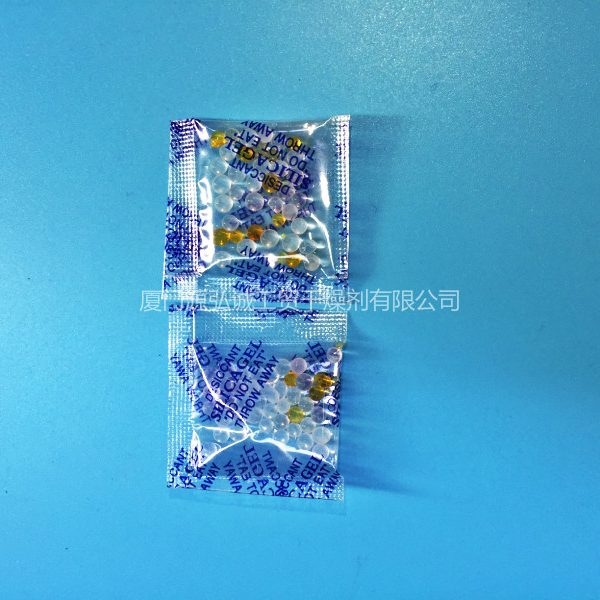 10% Orange allochroic desiccant